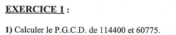Brevet Blanc - mathématiques - 2008 - Collège Alfred Mézières de Jarny