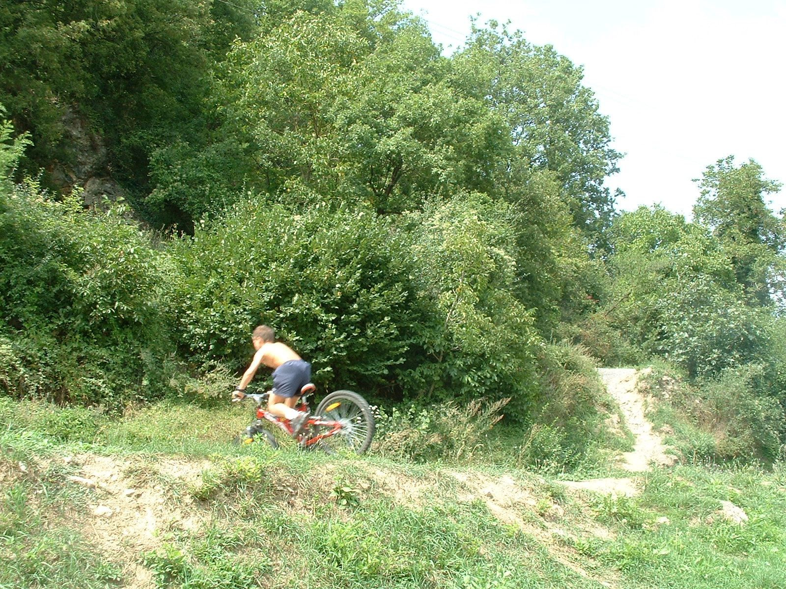 Photo activites nature - vtt en vesubie