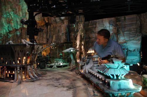 Star wars les maquettes officielles des films ! 03utapau4