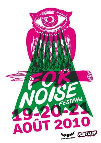 for noise