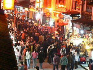 Yangshuo, Suzhou… et déjà le retour !