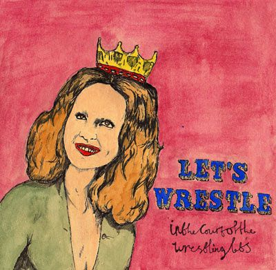 Let's Wrestle - In The Court Of The Wrestling Lets