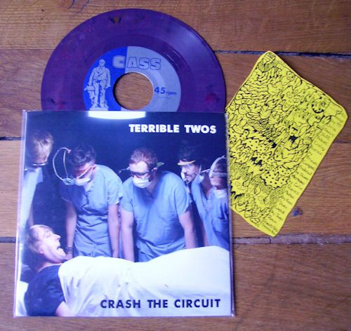 Terrible Twos - Crash The Circuit