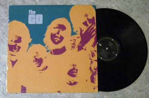 The GO - Whatcha Doin'