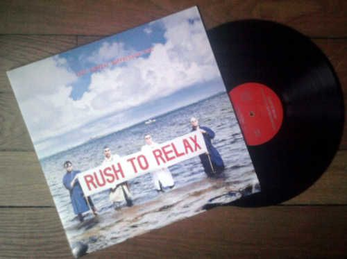 Eddie Current Suppression Ring - Rush To Relax