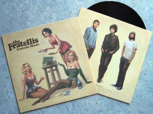 The Fratellis - Costello Music