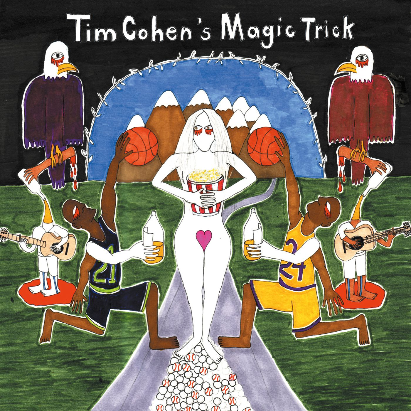Tim Cohen – Magic Trick