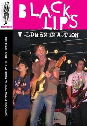 The Black Lips - Wildmen In Action