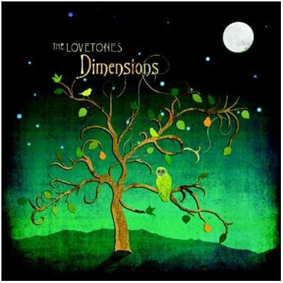 The Lovetones - Dimensions
