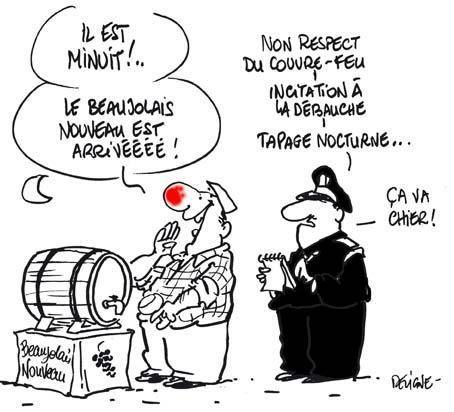 Bon Jeudi Beaujolais