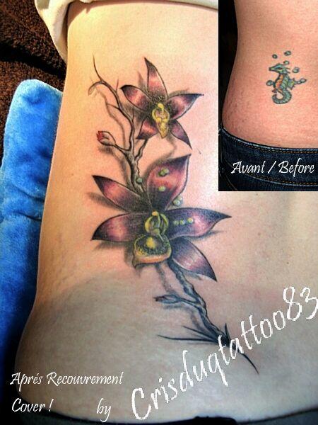 Fleurs, fleurs tribal, ornemental, bijoux de peaux