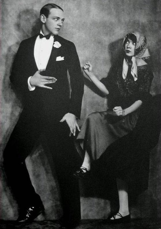 FRED ASTAIRE ET SA SOEUR ADELE