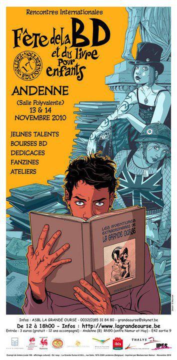affiche andenne 2010