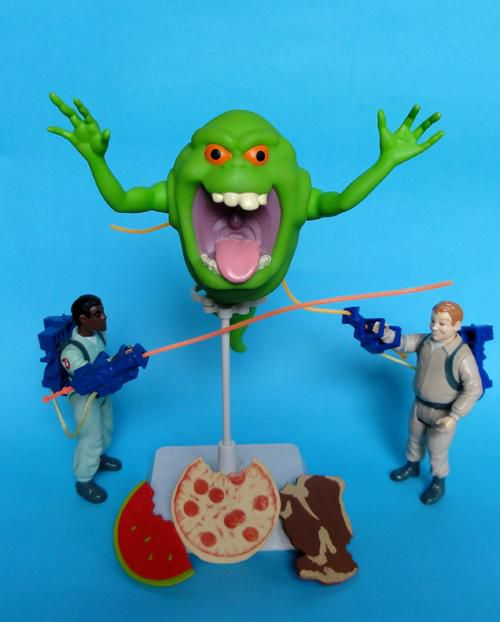 KENNER SLIMER REAL GHOSTBUSTERS