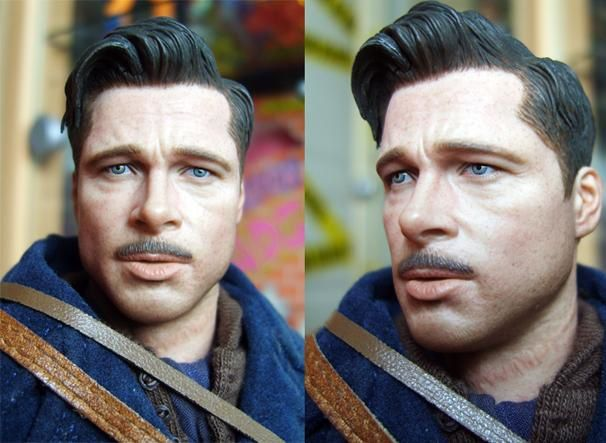 HOT TOYS ALDO INGLORIOUS BASTERDS 2