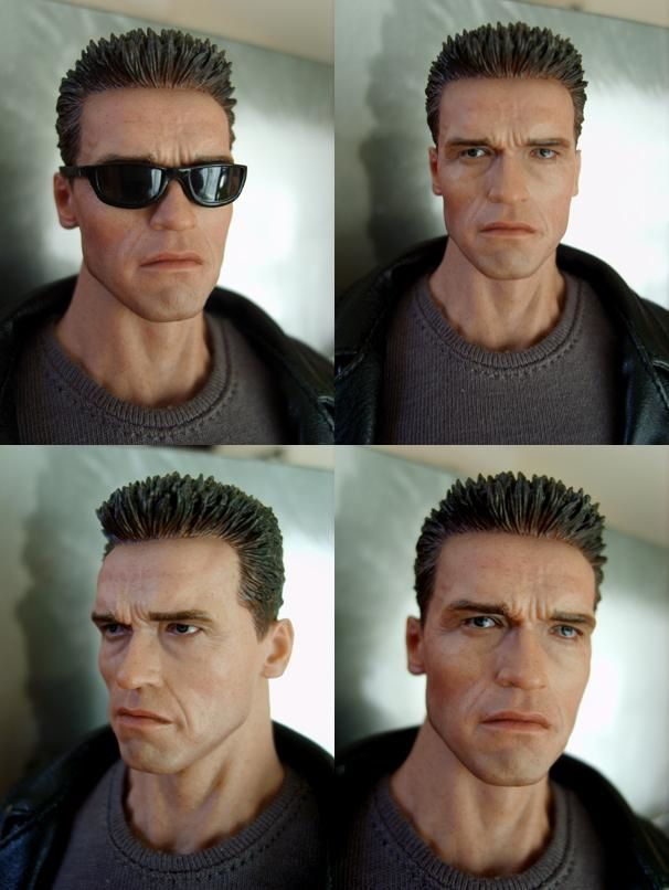 HOT TOYS T2 T-800 3
