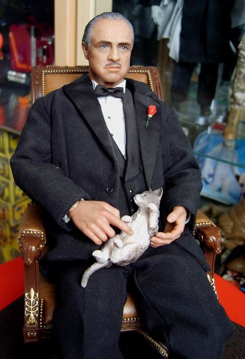 HOT TOYS THE GODFATHER 2