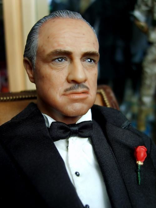 HOT TOYS THE GODFATHER 3