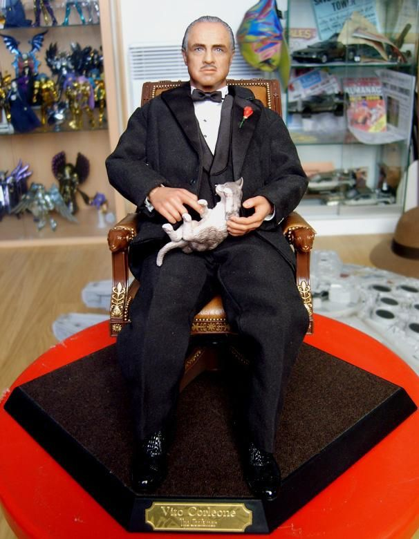 HOT TOYS THE GODFATHER