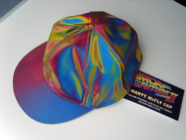 MARTY MCFLY CAP DST