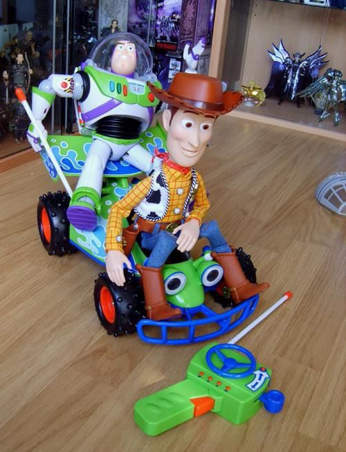 TOY STORY COLLECTION RC REMOTE CONTROL 3