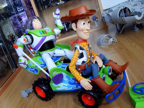 Toy Story Collection rc Remote