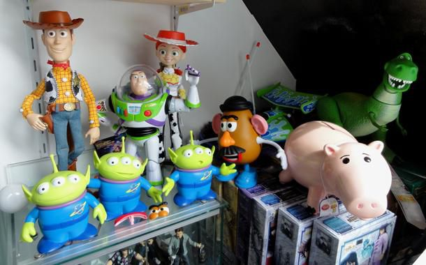 HAM TOY STORY COLLECTION LIFESIZE 2