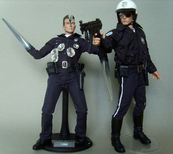 HOT TOYS T1000 X2