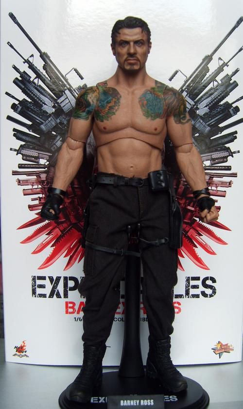 HOT TOYS THE EXPANDABLES 2