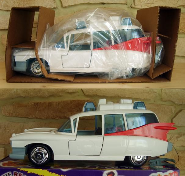 KENNER ECTO 1 REAL GHOSTBUSTERS 1