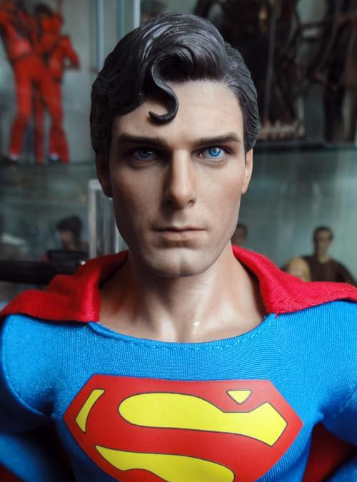 SUPERMAN HOT TOYS HS