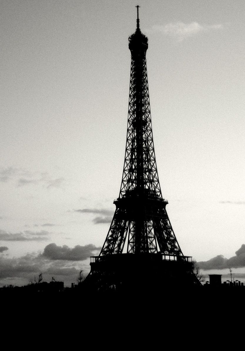 Tour Effeil Paris © Copyright Ivann Lamy