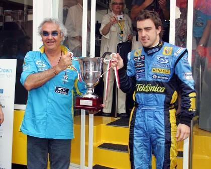 Alonso repart de Monaco avec 10 points de plus, Renault avec 13