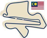 Beau tracé que celui de Malaisie, dans un climat peu adapté à ces bolides de 750 ch