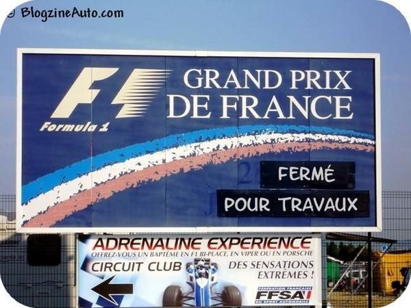 Bye, bye Magny-Cours ?