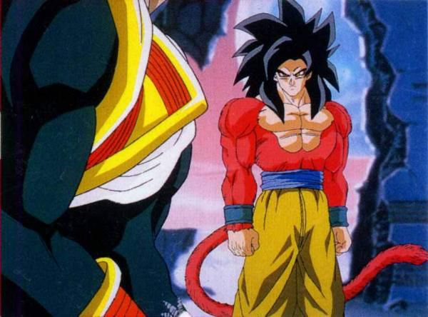 Super Saiyan 3 Goku SSJ3 Transformations @ Androids.us Dragon Ball Z Archive
