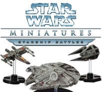 Star Wars Miniatures Starship Battle
