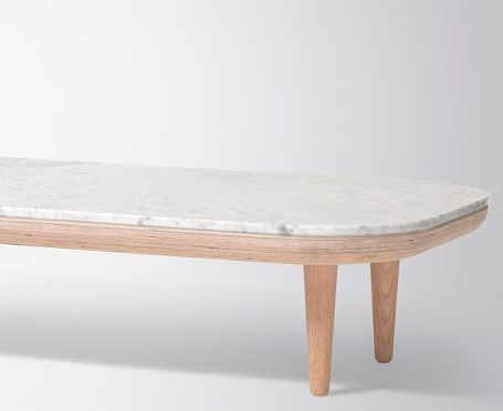 FLY Lounge Table SC5 Oak