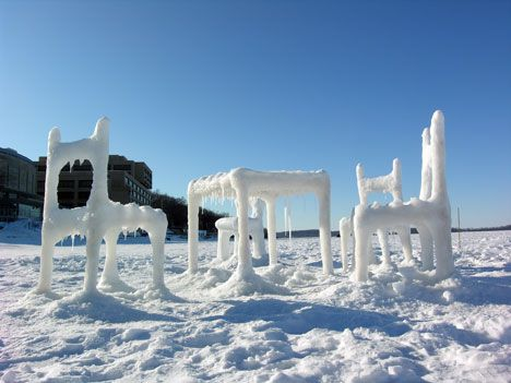 001-Ice-&-Snow-Furniture-Raised-From-Lake-Mendota
