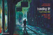Visuel Travelling 18ème édition, 5 au 13 mars 2007