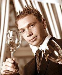Robert LIE, meilleur sommelier d'Europe 2006