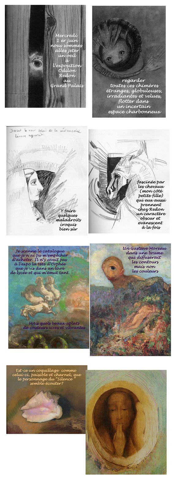 exposition Odilon Redon