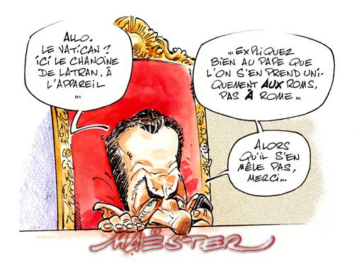 sarkozy rentree septembre 10