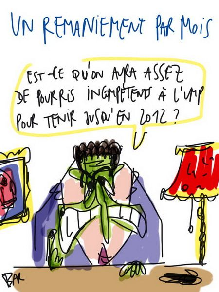 sarkozy alliot marie remaniement sarkostique 3