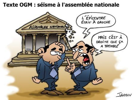 sarkozy couac couac ogm grenelle cope