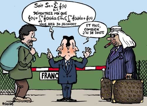 sarkozy immigration placide