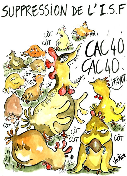 cac40 Valère