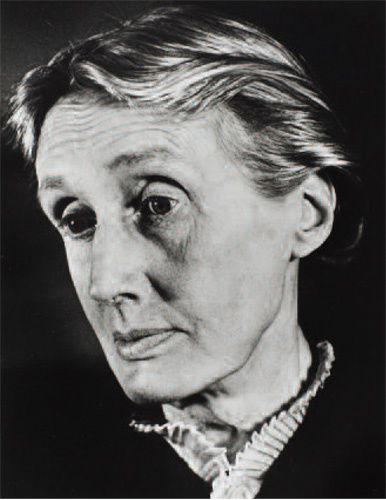 Gisèle Freund, Virginia Woolf
