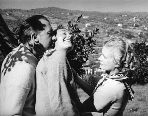 Paul Eluard, Nusch, Lee Miller