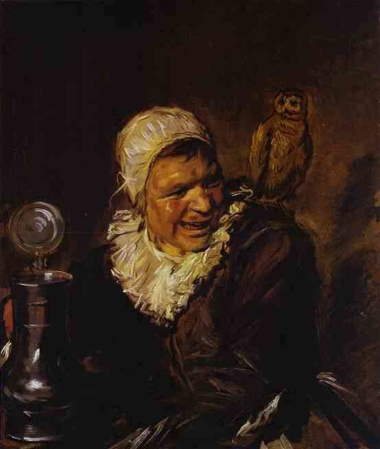 "Frans Hals ""Malle Babbe"" 1629"
